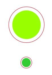 7. cara membuat tombol on off di coreldraw