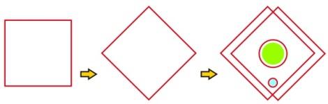 8. membuat pemanis lingkaran - coreldraw