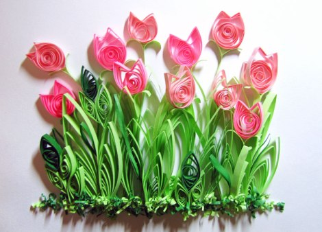 Quilling-Wild-Flowers