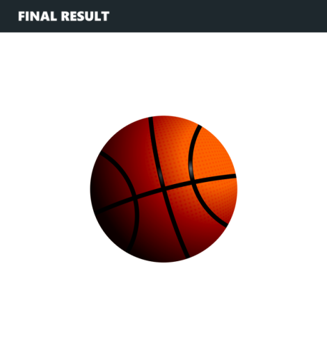 1. basketball vector
