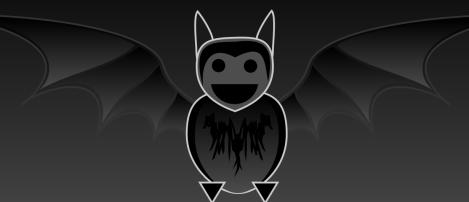 1. Bat vector - vektor kalelawar