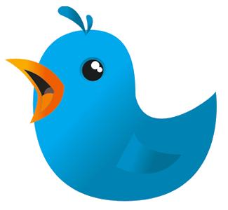 1. cara membuat burung twitter dengan coreldraw