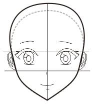 10. penambahan kuping pada anime dan manga