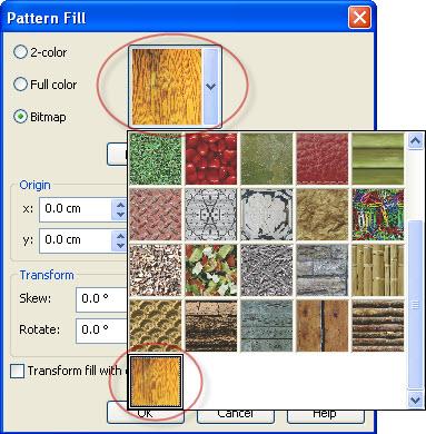 11. cara menambah gambar bitmap ke corel draw