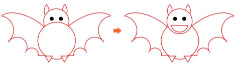 13. mengatur posisi layer di coreldraw