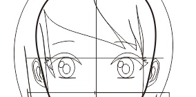 14. cara membuat wajah anime dan manga dengan coreldraw