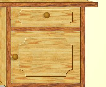 15. cara memberi hiasa pada meja di corel draw
