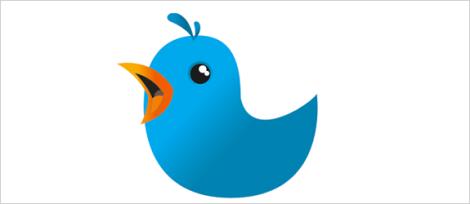 23. belajar membuat burung twitter di coreldraw