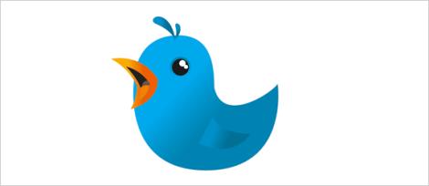 26. tutorial membuat burung twitter di coreldraw