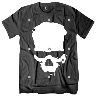3. cara memberi desain pada kaus