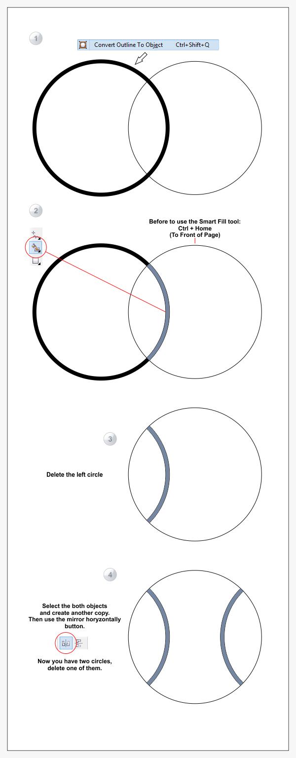Cara Membuat Bola Basket Realistik dengan Coreldraw