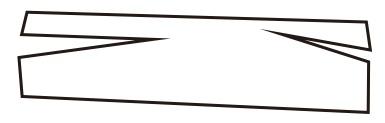 1. objek awal headband
