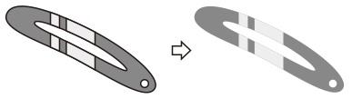 10. cara memberi efek cahaya pada coreldraw