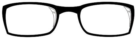 10. cara membuat kacamata dengan coreldraw