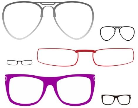 11. membuat kacamata dengan coreldraw