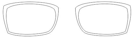 4. desain frame kacamata