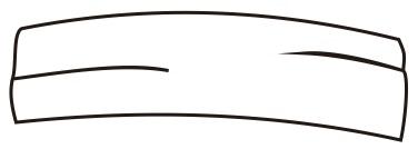 7. cara membuat ikat kepala dengan coreldraw