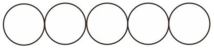 7. empat lingkaran