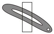 8. membuat persegi dengan coreldraw