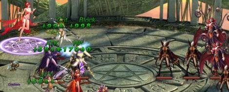 6. fairy in battle - league of angels