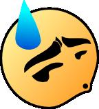 feel sorry emoji