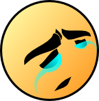 sad league of angels emoji