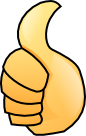 thumb up loa emoji